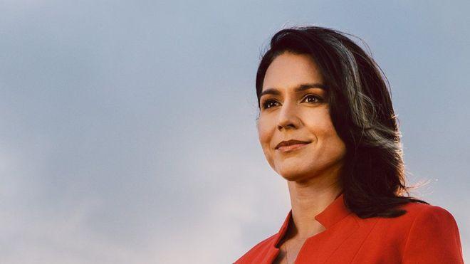 ट्रम्पलाई टक्कर दिने यी हुन् अमेरिकी हिन्दू महिला