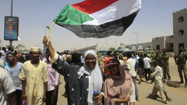 सुडानमा पूर्ववर्ती सरकारका सदस्यहरू गिरफ्तार