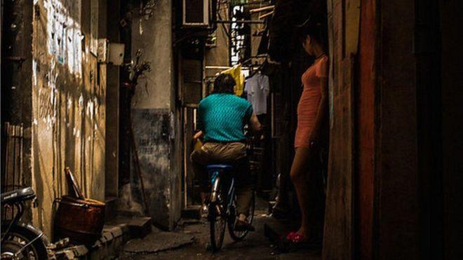 चीनमा यौनदासी बनाइन्छन् उत्तर कोरियाली महिला