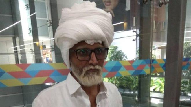 ८१ वर्षे वृद्धको भेषमा अमेरिका उड्न लागेका ३२ वर्षे भारतीय युवक पक्राउ