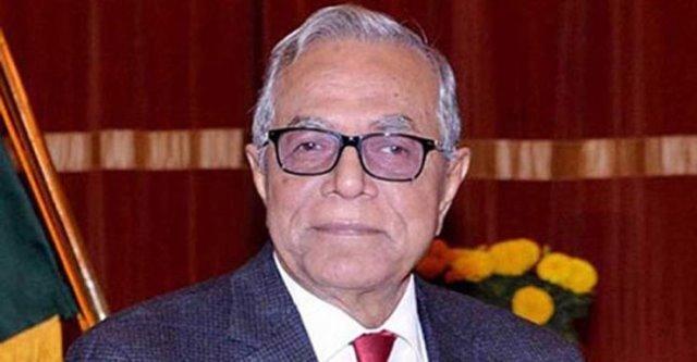 बंगलादेशका राष्ट्रपति हमिद आज स्वदेश फर्किंदै