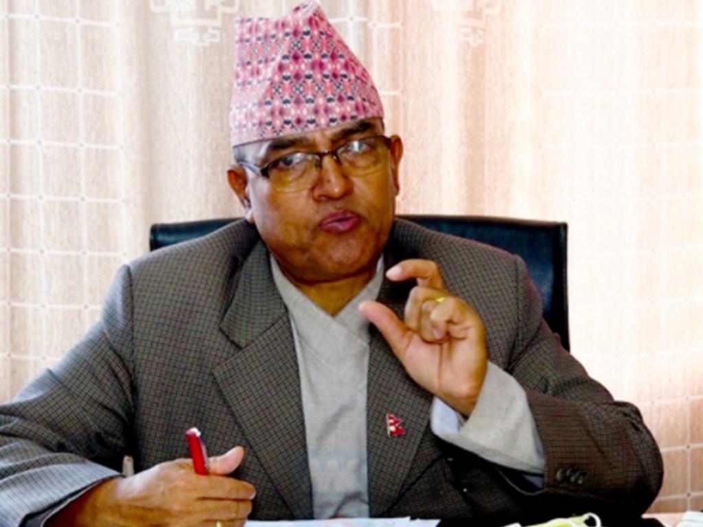 काठमाडौंका सिडिओ जनक दाहाल दम्पतीलाई नै कोरोना संक्रमण पुष्टि