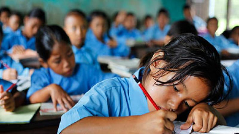 कोरोनापछि निजी स्कुलका विद्यार्थी सामुदायिक विद्यालय पुगे
