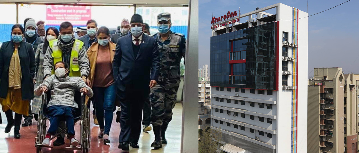 प्रचण्ड पत्नी सिता दाहाललाई उपचारका लागि मुम्बई लगियो, यस्तो अस्पतालमा हुँदैछ उपचार
