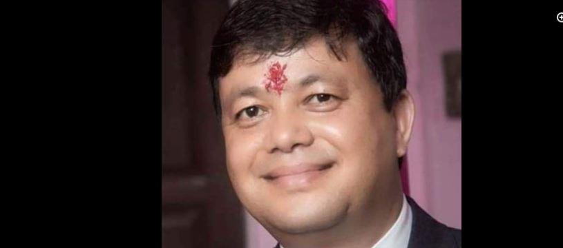 केपी ओलीका पूर्वस्वकीय सचिव पुष्प बरुवालको निधन !
