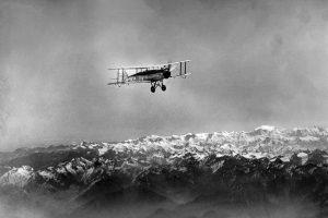 काठमाडौं उत्रिएको पहिलो विमान: जो धान बोक्ने प्रयासका लागि बोलाइएको थियो